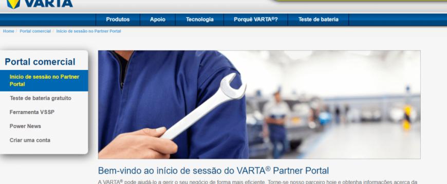 Johnson Controls lança Partner Portal e nova bateria AGM VARTA