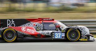 Veneporte sobe ao pódio em Le Mans