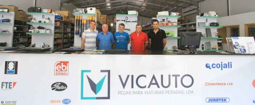 """""""Sempre atentos ao que o mercado nos pode proporcionar"""", Ricardo Almeida, Vicauto"""