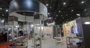 Vieira&Freitas reforçou gama de produtos de mecatrónica no Expomecânica