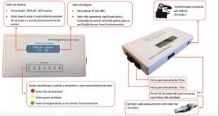Vieira & Freitas anuncia calibradores dos sensores de direção