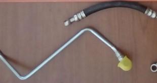 Vieira & Freitas disponibiliza tubos de lubrificação do turbo
