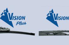 Nova gama de escovas Vision&Vision Plus