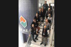 Grupo ASER visita fábrica da FAE
