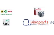 Visoparts estabelece parceria com a Schaeffler