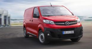 Opel revela terceira geração do Vívaro