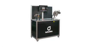 TurboClinic apresenta VNT Twin, primeiro equipamento para afinar turbos de veículos pesados