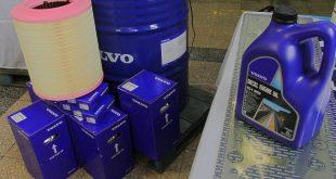 Garantia de dois anos nas Peças Volvo nos pesados