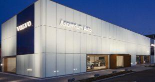 Ascendum Auto Lisboa inaugura novas instalações