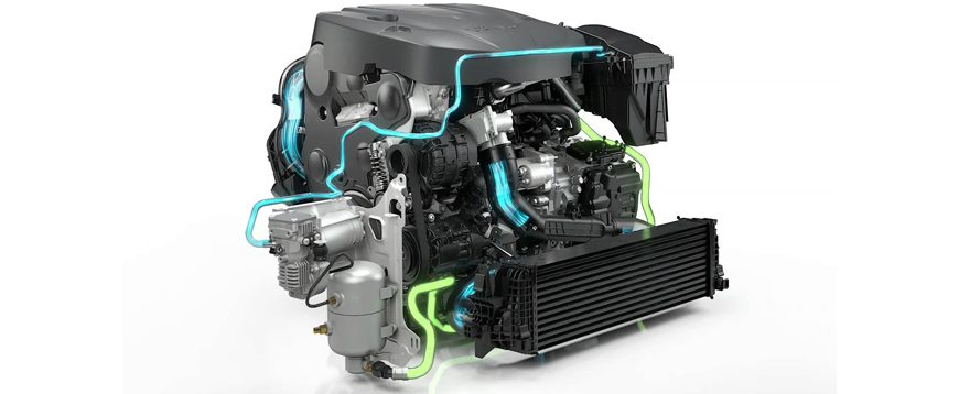 Tencologia Power Pulse da Volvo quer acabar com o turbo lag (com vídeo)