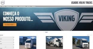 Auto Sueco renova oferta de usados Volvo Trucks