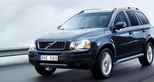 Campanha de recolha do Volvo XC90