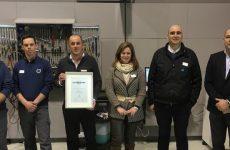 PLM recebe certificação Volvo Personal Service