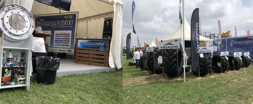 Grupo Sobralpneus comercializa Vredestein em pneus agrícolas
