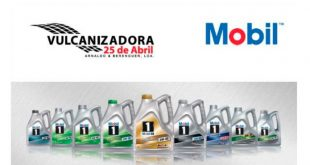 Vulcanizadora 25 de Abril representa Mobil na Madeira