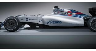 PPG Refinish e Williams juntas há 13 anos na F1