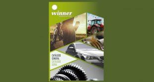 Novo catálogo de lubrificantes Winner