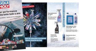 Liqui Moly reforça oferta de produtos de inverno