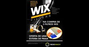 RedeInnov lança campanha de filtros WIX
