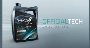 Novo Wolf Officaltech 0W30 MS-FFE (para Ford)