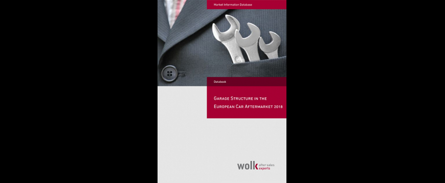 Wolk publica relatório Garage Structure in European Car Aftermarket