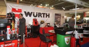 Wurth com presença destacada na Expomecânica