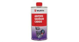 "Wurth disponibiliza ""Aditivo Gasóleo Cargo"""