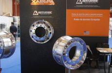 Xarepa Pneus comercializa jantes em alumínio Accuride para pesados