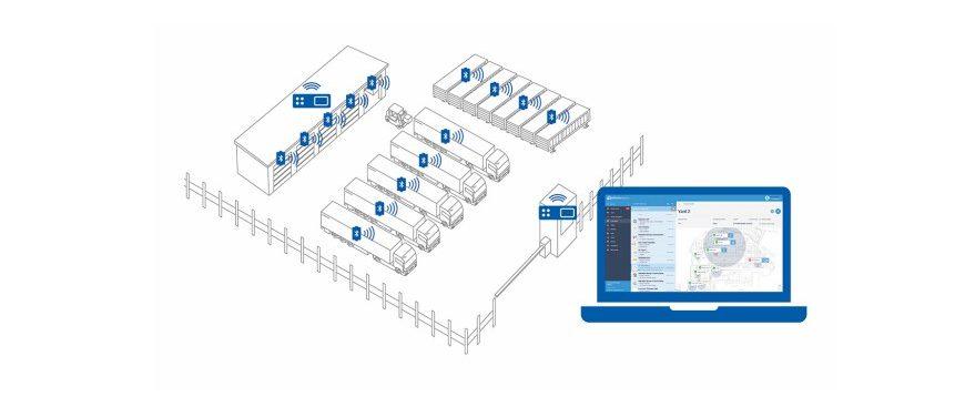 ZF Aftermarket apresenta a sua plataforma de conectividade para pesados