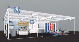 ZF Aftermarket apresenta conceito [pro]Tech para oficinas na Motortec
