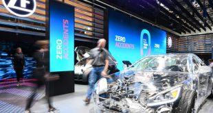 ZF disponibiliza portefólio de sistemas mecânicos inteligentes