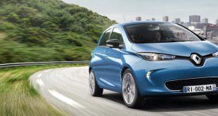 Renault ZOE passa de 200 para 400 quilómetros de autonomia